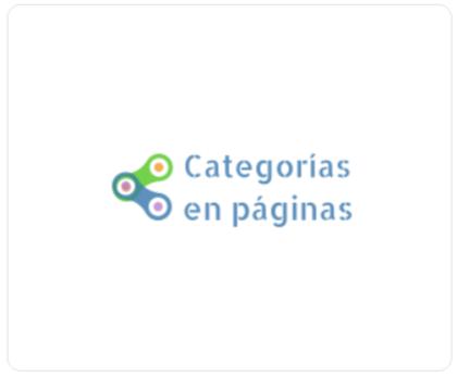 Poner categorías y tags en páginas publicas en WP