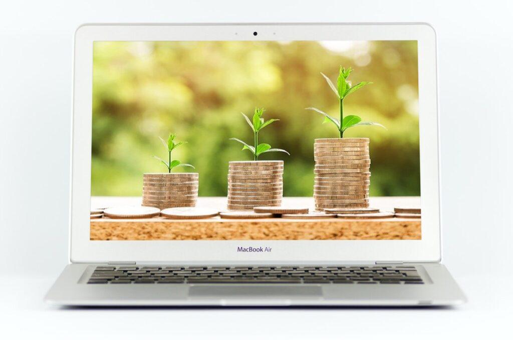 Mockup Qué son ingresos pasivos y cómo puede ayudarte un buen dominio