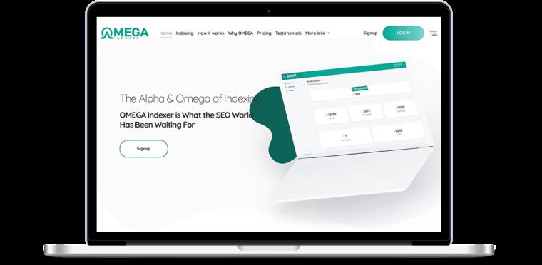 Omega Indexer | Indexa urls en Google